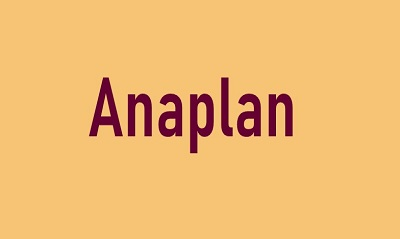 Anaplan Online Training,
