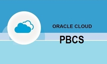 Oracle PBCS Online Training