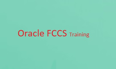 Oracle FCCS Online Training