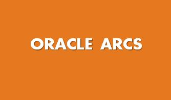 Oracle ARCS Online Training